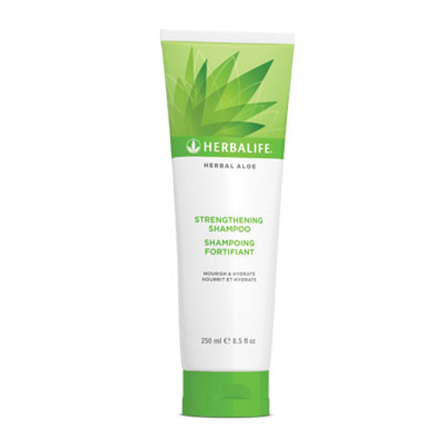 Herbal Aloé - Shampoing fortifiant