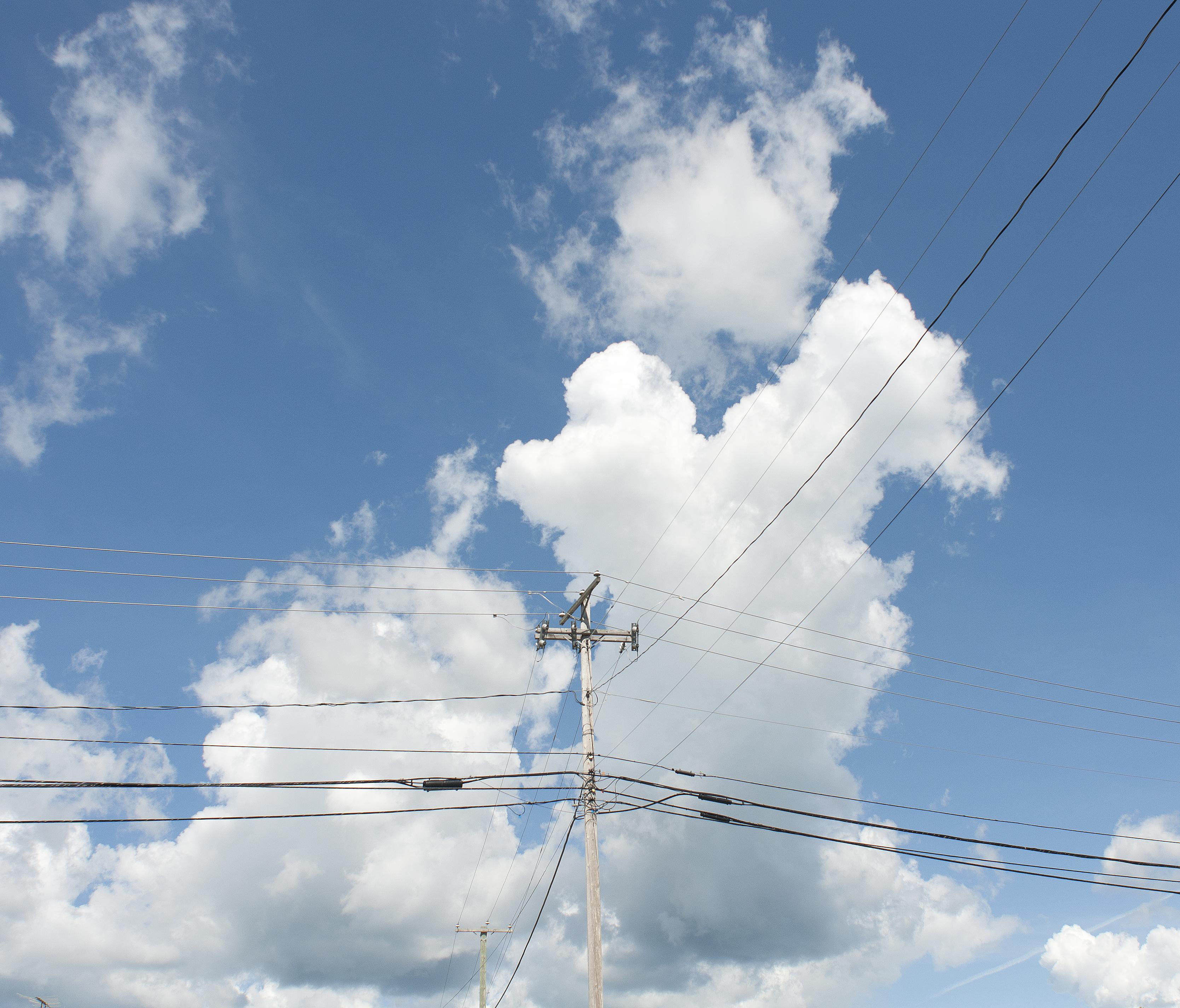 À la croisée des nuages
