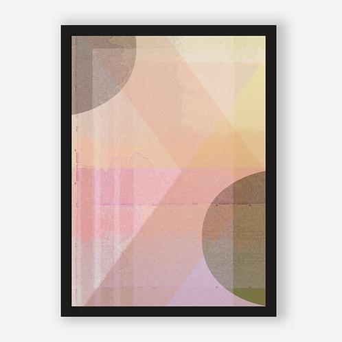 Transparent Refextion Pastel