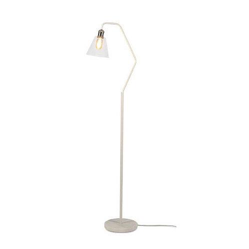 Vloerlamp Paris - wit