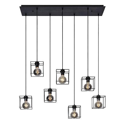 Hanglamp Noury 7 | rechthoek