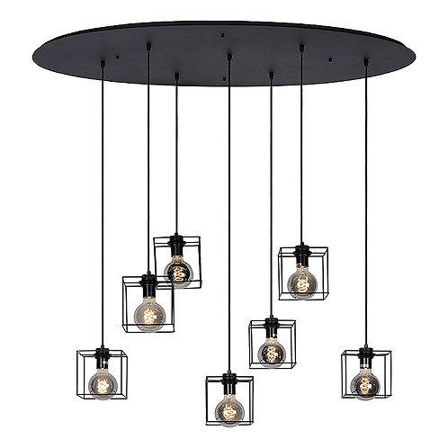 Hanglamp Noury 7 | ovaal