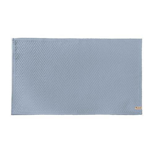 Badmat Soft Cotton - Blauw
