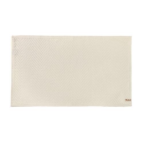 Badmat Soft Cotton -  Kiezel Grijs