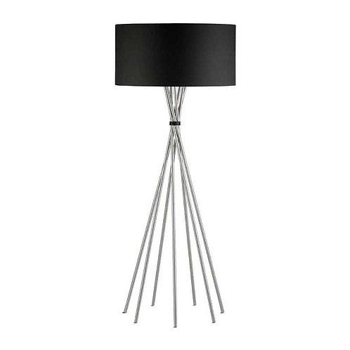Vloerlamp Lima 2 - zwart
