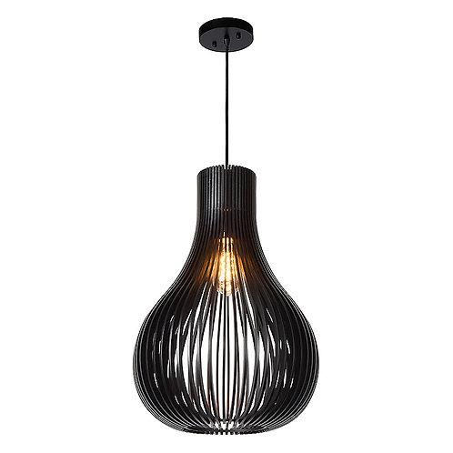 Hanglamp Zita M   zwart