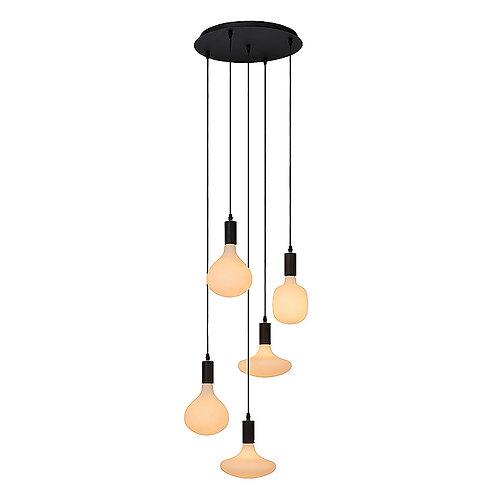Hanglamp Sapa incl. Arctic lichtbronnen