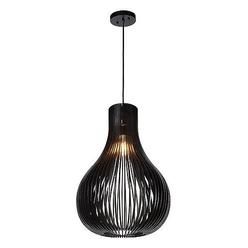 Hanglamp Zita L | zwart