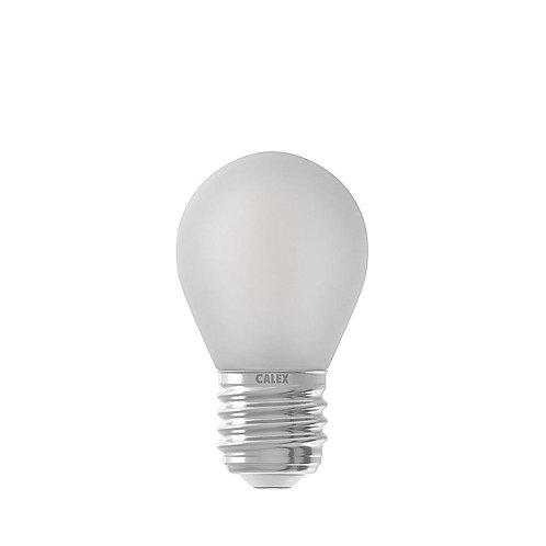 Kogellamp filament LED - E27   Calex