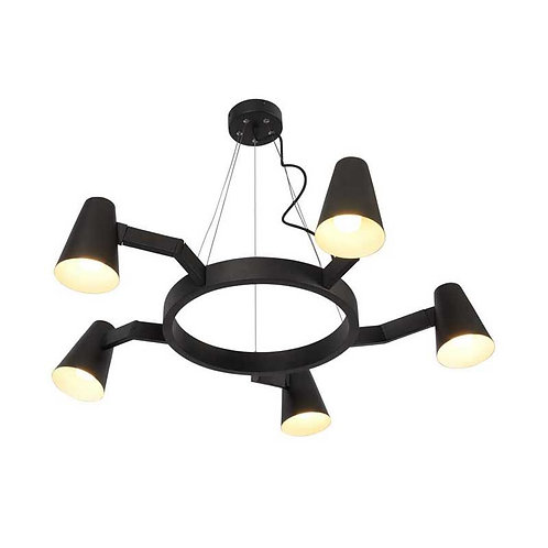 Hanglamp Biarritz - zwart