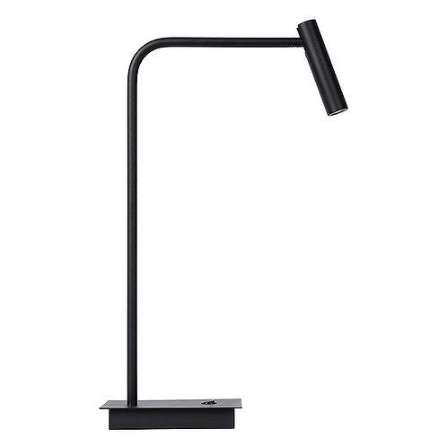 Tafellamp Pomery   zwart