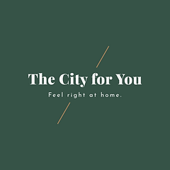Logo The City for You