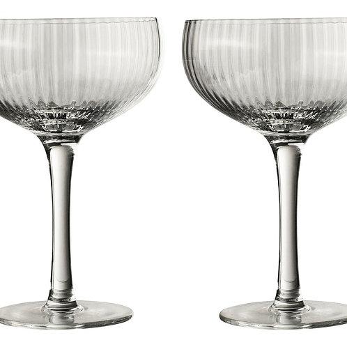 Cocktail glazenset 2-delig