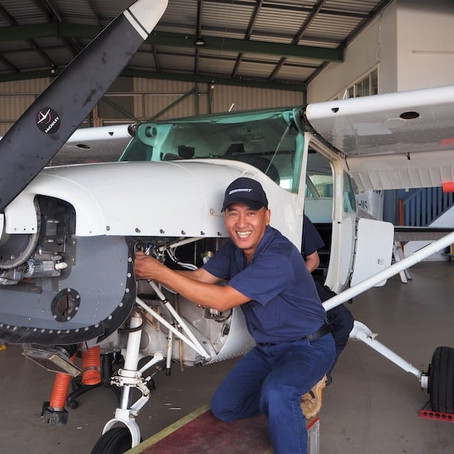 John Hermanus: An MAF Engineer