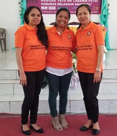 Campaign Against Gender Violence in Timor-Leste!