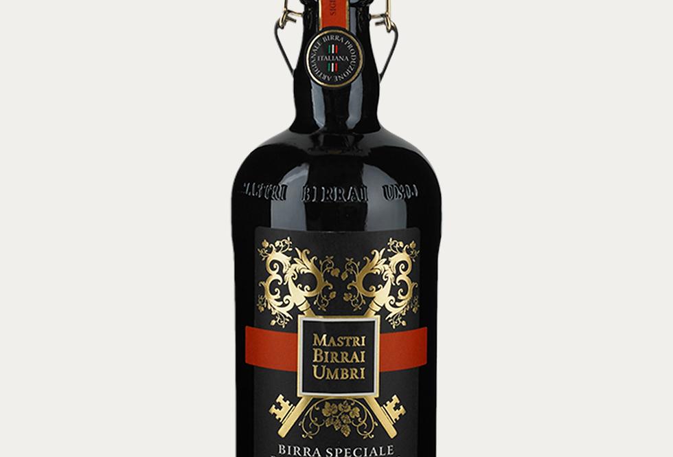 Birra Speciale Rossa Artigianale Selezione 28