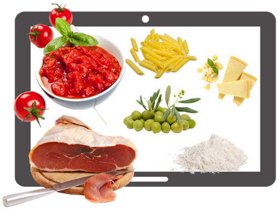 Eat Italia | Export & Trade Fire - Italian fine food and beverage - fiera virtuale del food Made in Italy