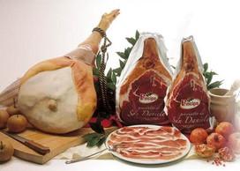 Salumeria di alta gamma: Prosciutto San Daniele, Prosciutto di Parma, Specialità, Prosciutto cotto, Mortadella, Affettati, Wustell