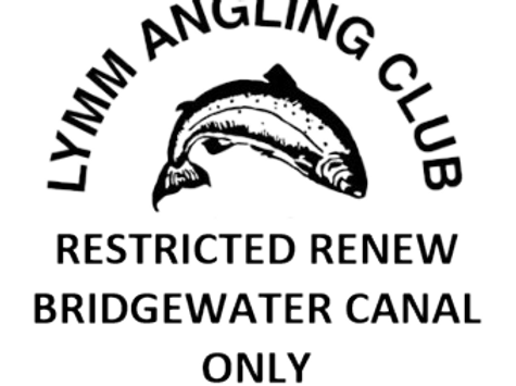 2021 RESTRICTED - RENEW BRIDGEWATER CANAL ONLY