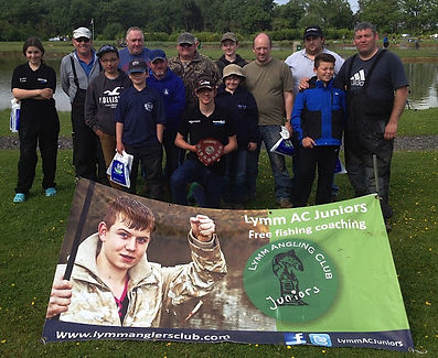 Lymm Angling Club Junior Section