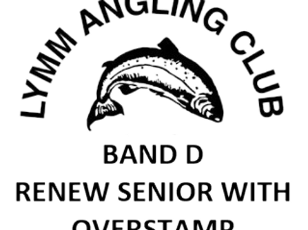 2021 BAND D - RENEW SENIOR WITH OVERSTAMP