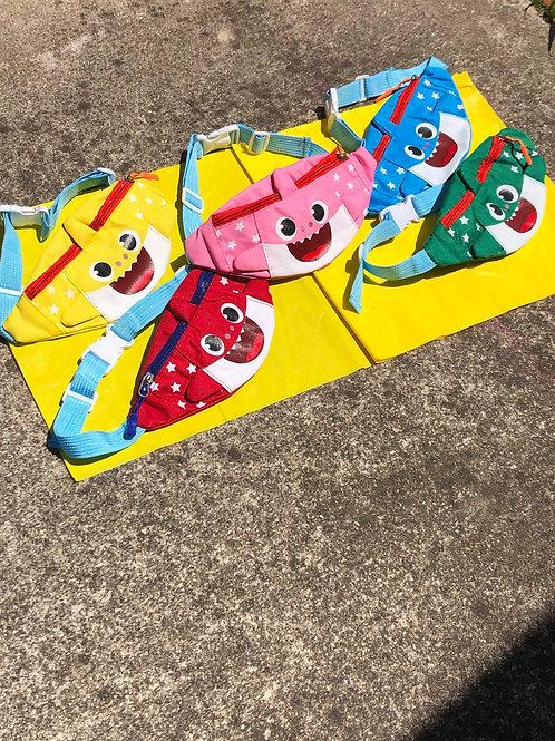 Baby Shark Fanny Packs