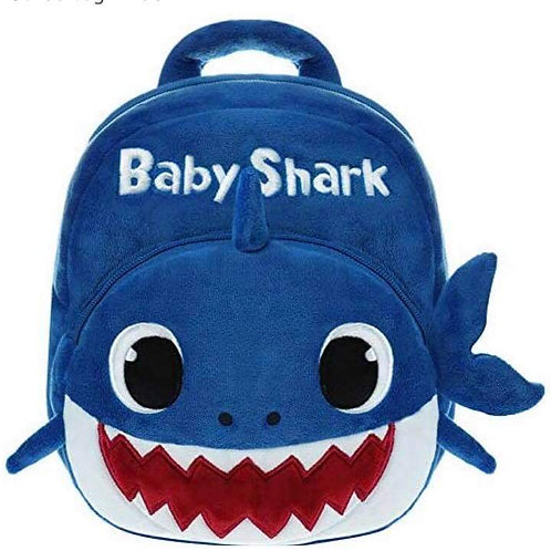Baby Shark Blue Backpack