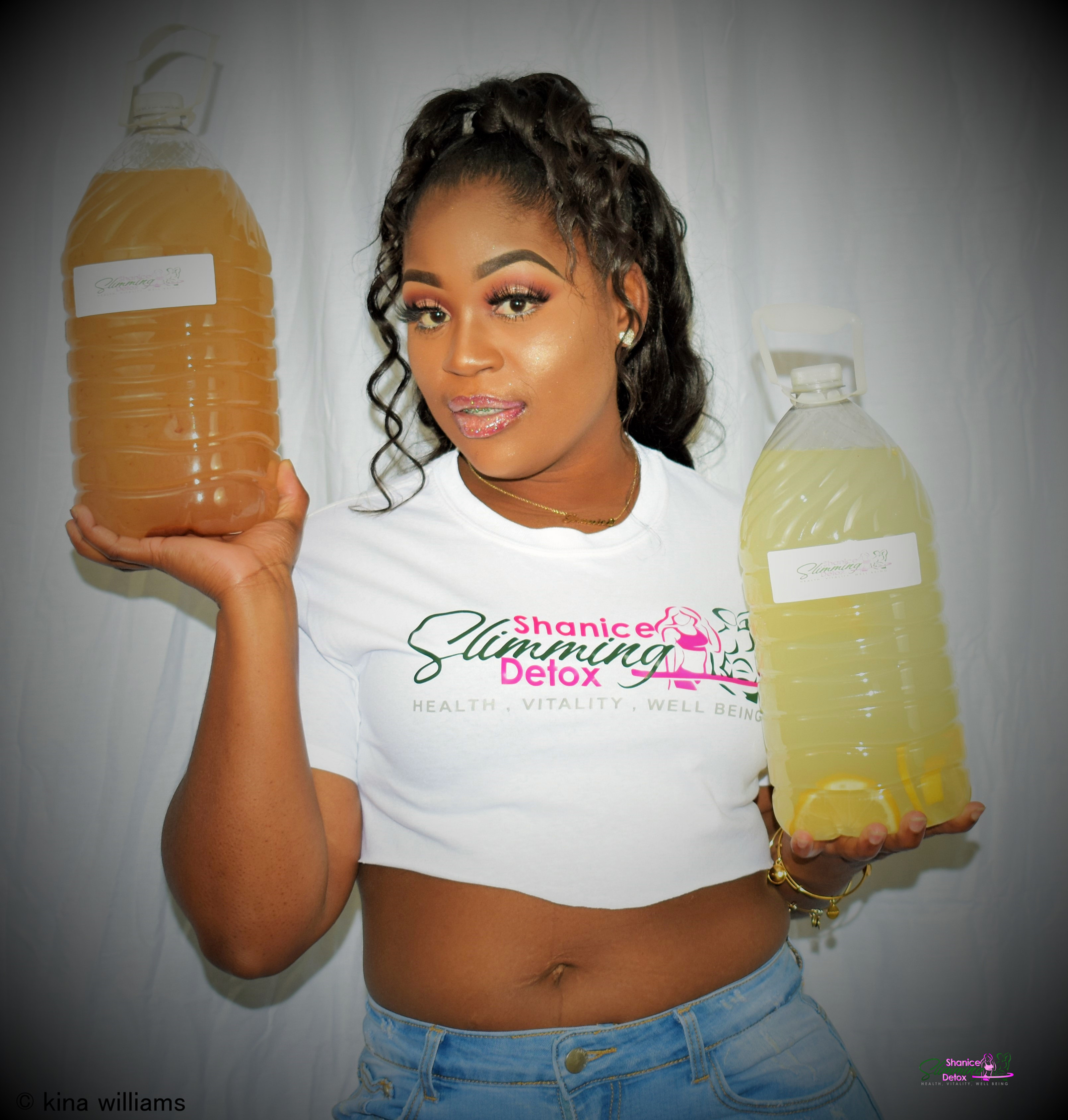 Shanice Infused Water Boost