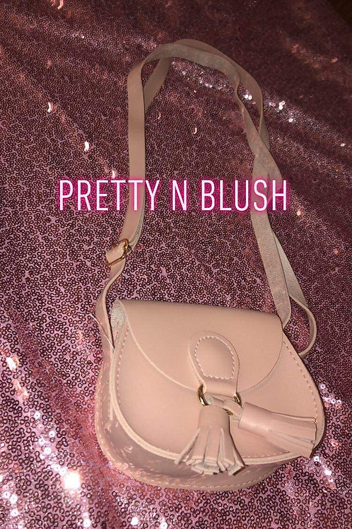 Pretty N Blush - Little Girl Adjustable Purse