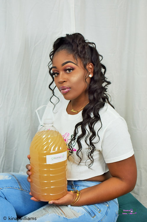 Shanice Slimming Detox - 1 Gallon Out of State & Out of Pickup Range Orders Only