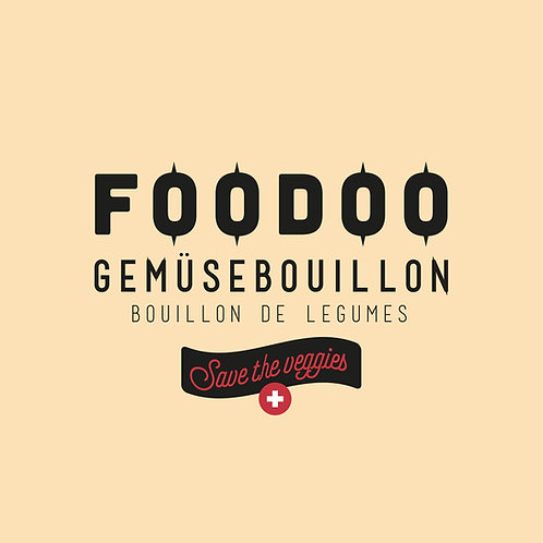 FOODOO Bouillon (27kg Fass)