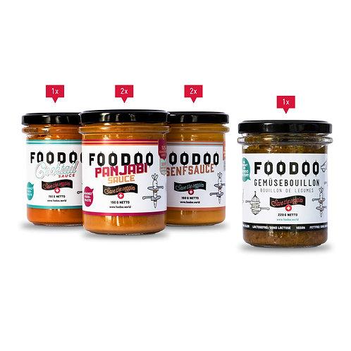 FOODOO Saucen plus Bouillon
