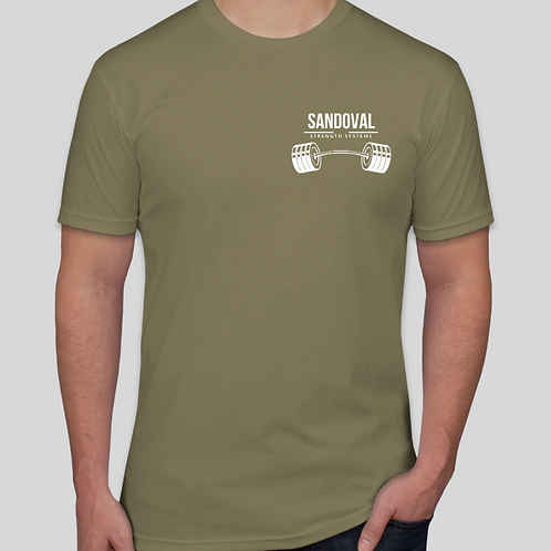 Olive Green Tees