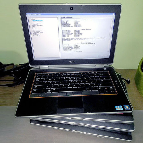 Offer Retrofit Laptop Intel Core i5 ECO System Hardware Sale