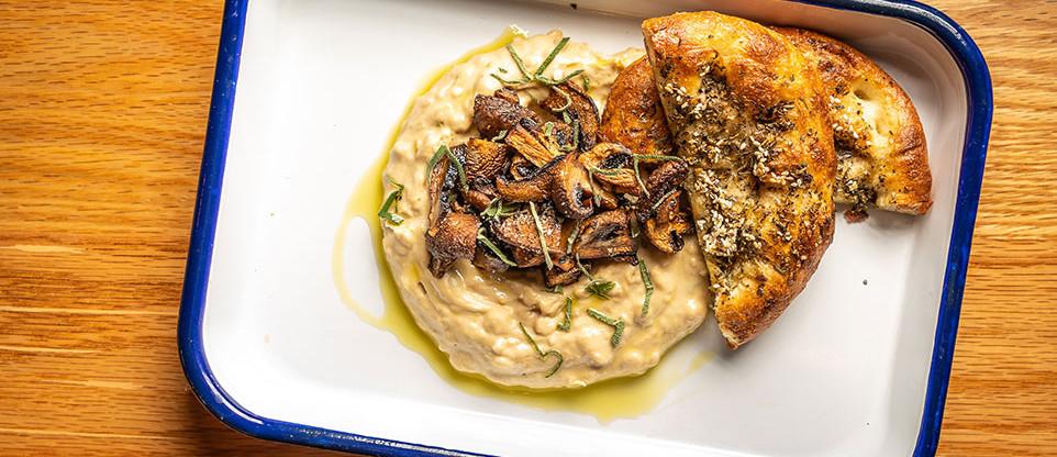 Jaffa Hummus