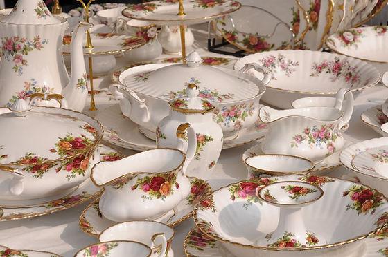 Wedding China Gift Ducks In A Row Professional Organizing