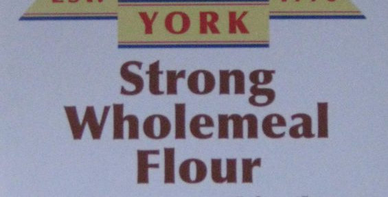 Holgate windmill Strong wholemeal flour 1.5kg