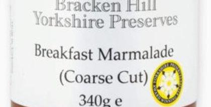 Breakfast Marmalade Coarse Cut 340g