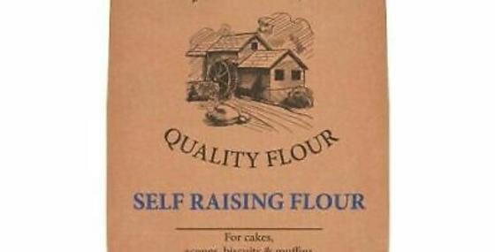 Self raising flour p/kg