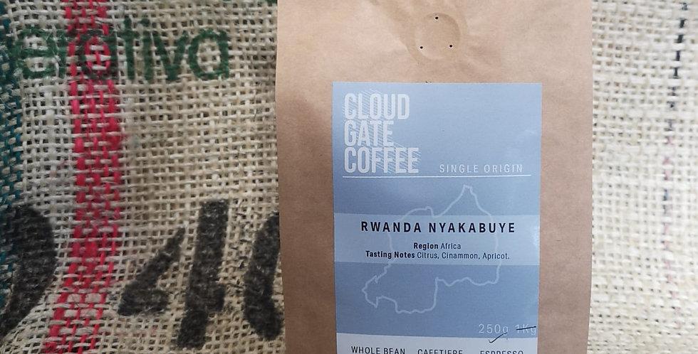Rwanda Nyakabuye - 250g