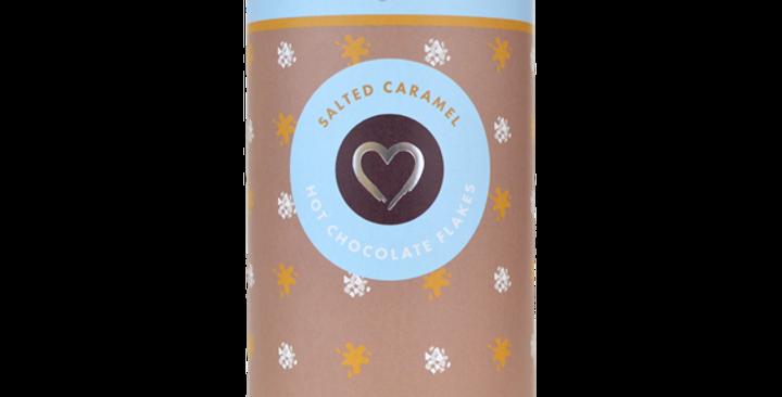 Salted Caramel Milk Hot Chocolate
