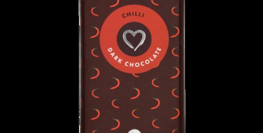 Chilli Dark Chocolate Bar