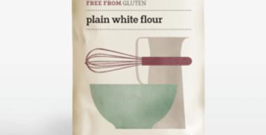 Doves Farm Gluten & Wheat Free Plain White Flour 1kg