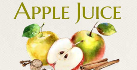 Cloudy Spiced Apple Juice