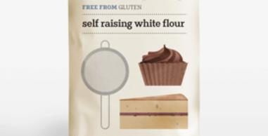 Doves Farm | White Self Raising Flour Gf | 1 x 1kg