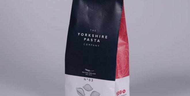 The Yorkshire Pasta Co: 03 CONCHIGLIE RIGATE 500g