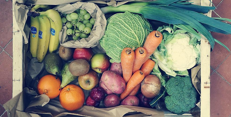 Mixed Veg and Fruit Box