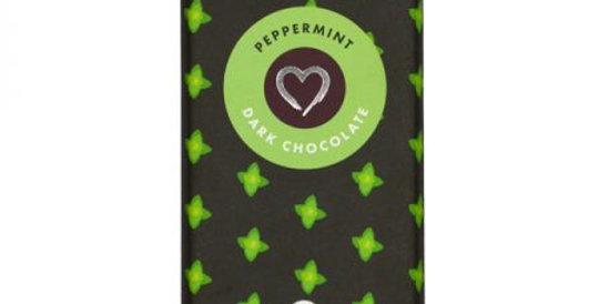 Peppermint Dark Chocolate Bar