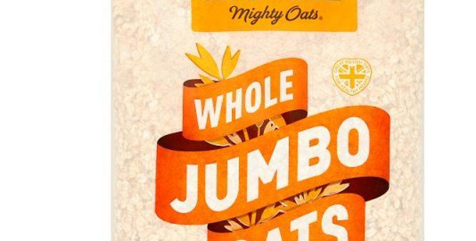 Mornflake Whole Jumbo Oat 500g