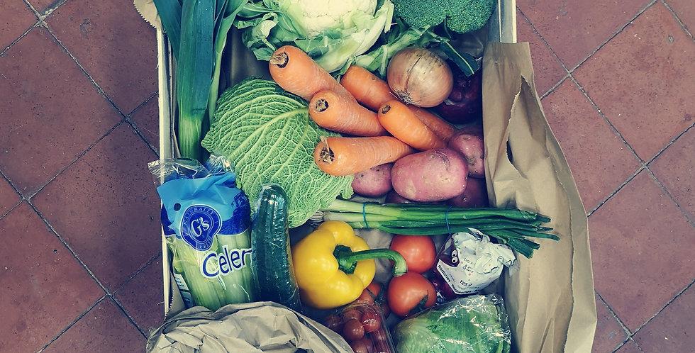 Mixed Veg and Salad Box